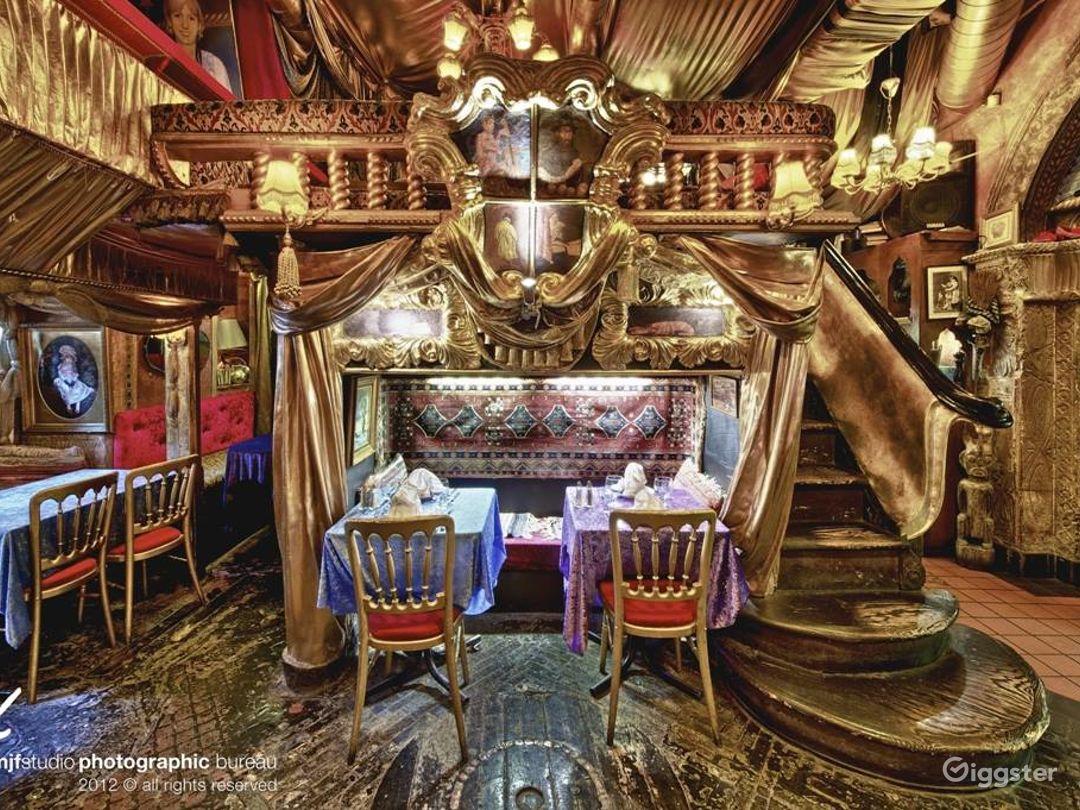 Most Awarded Mediterranean Restaurant in London Photo 1