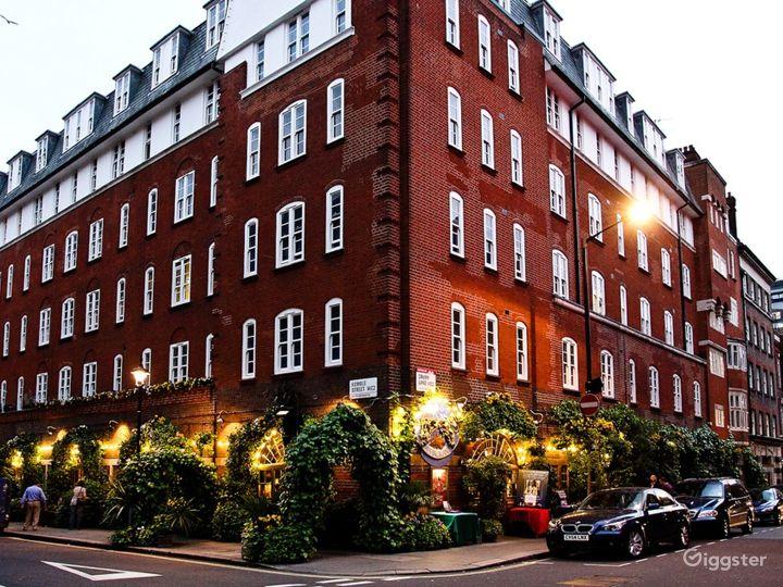 Most Awarded Mediterranean Restaurant in London Photo 2