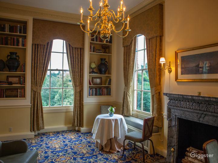 Elegant Wedding Reception Hall in Boston with Stunning  City View Photo 3