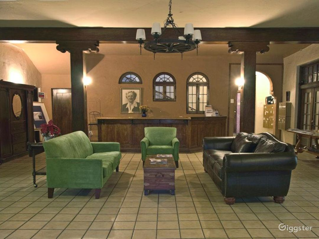 Fantastic Lobby on the Second Floor Photo 1
