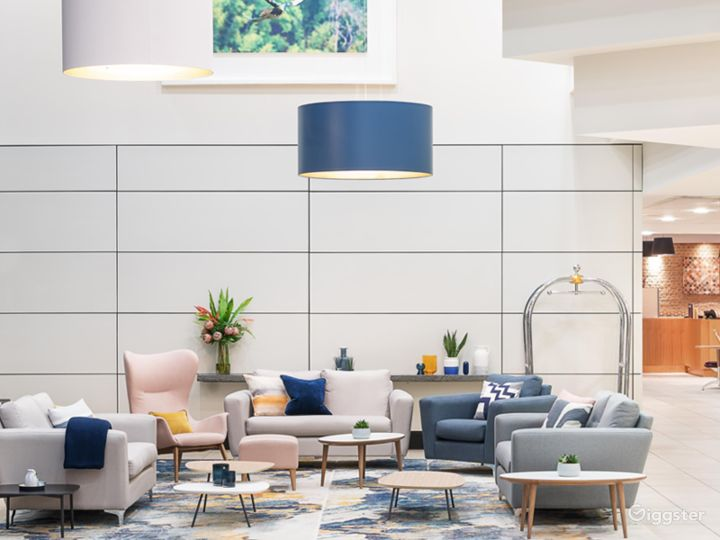 Luxury Boardroom in Reading Photo 5