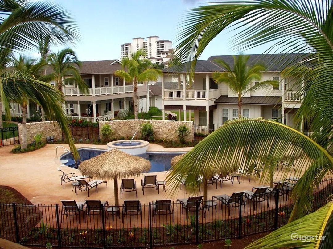Luxury Ko'Olina Coconut Plantation Oahu, 2-Story Hawaii Vacation Home Rental Photo 1