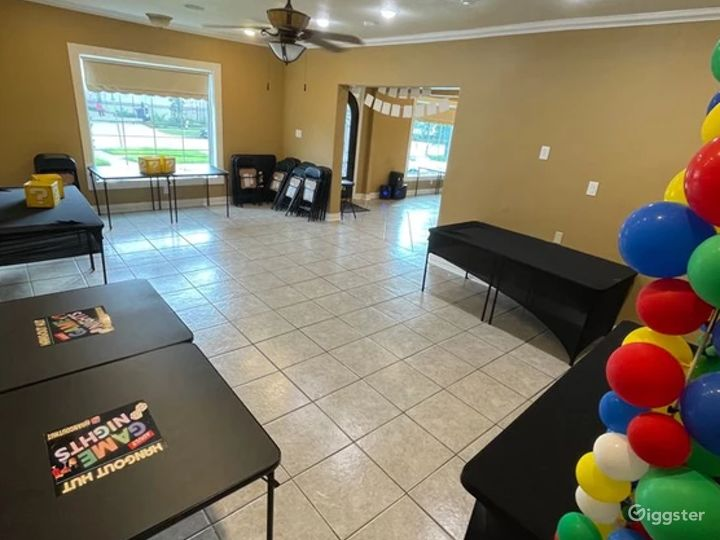 Fun and Perfect Party House Venue in Central Houston Photo 5