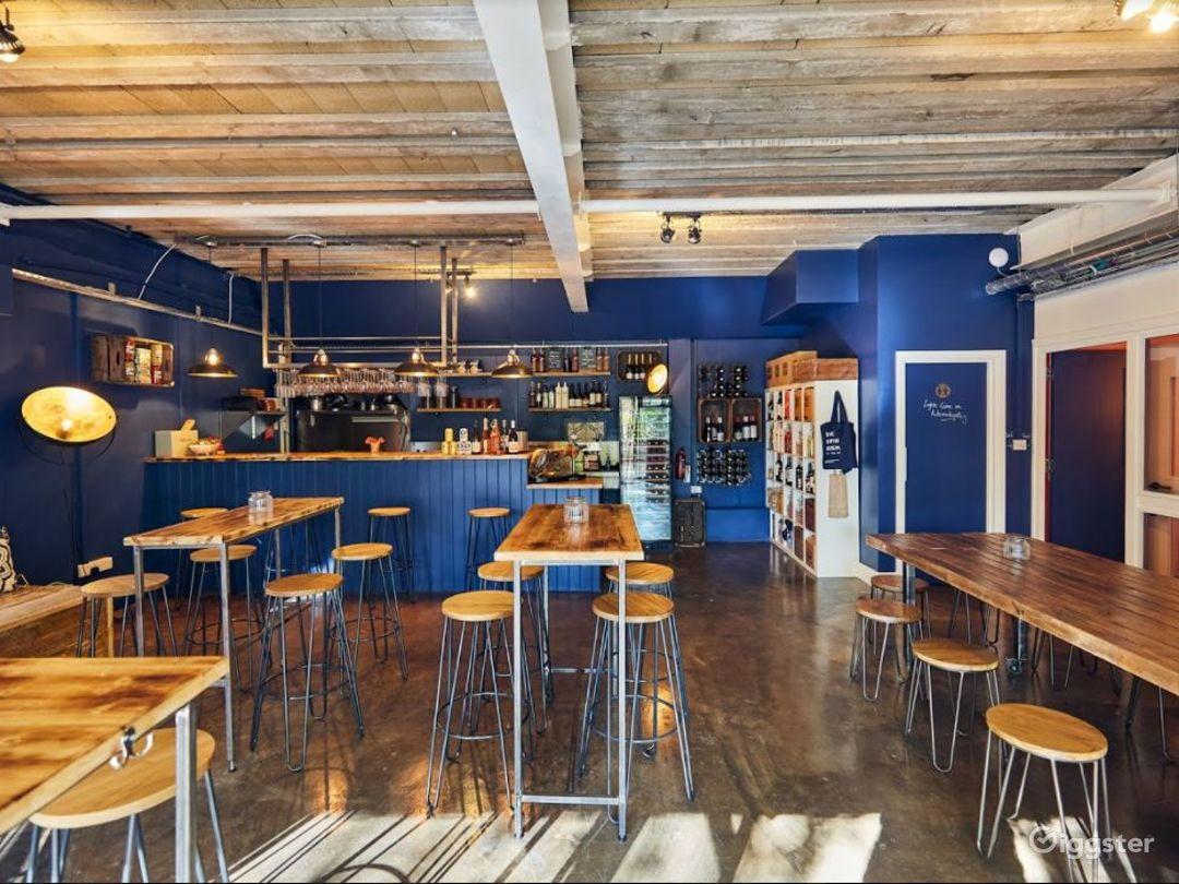 A Wine shop and Spanish deli in Battersea Photo 1