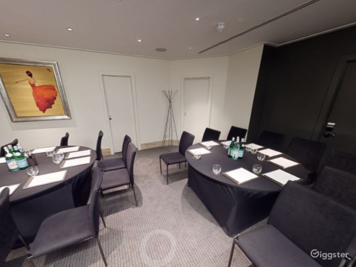Superb  Private Room 5 in Leicester Square, London Photo 3
