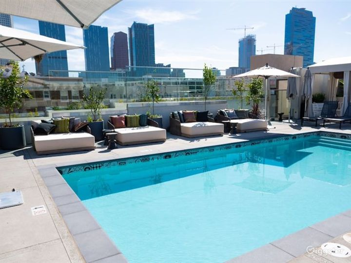 The Rooftop Pool & Lounge  Photo 2