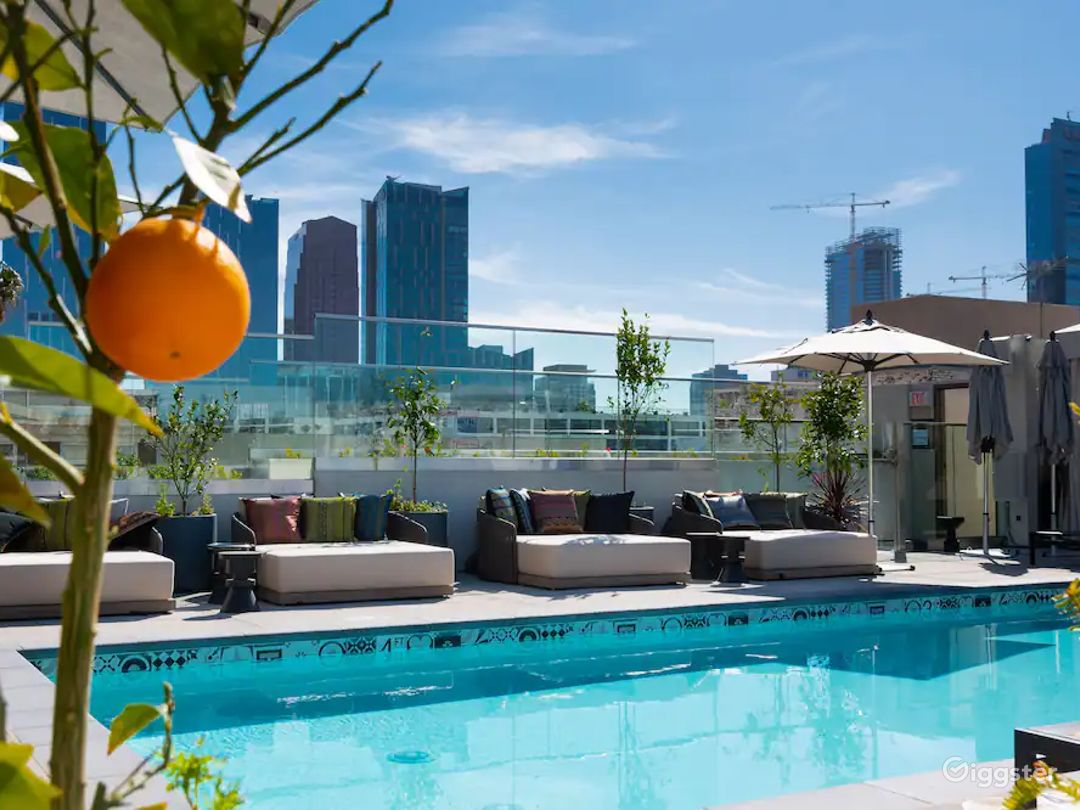 The Rooftop Pool & Lounge  Photo 1