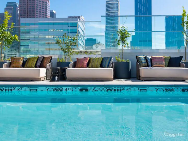 The Rooftop Pool & Lounge  Photo 3