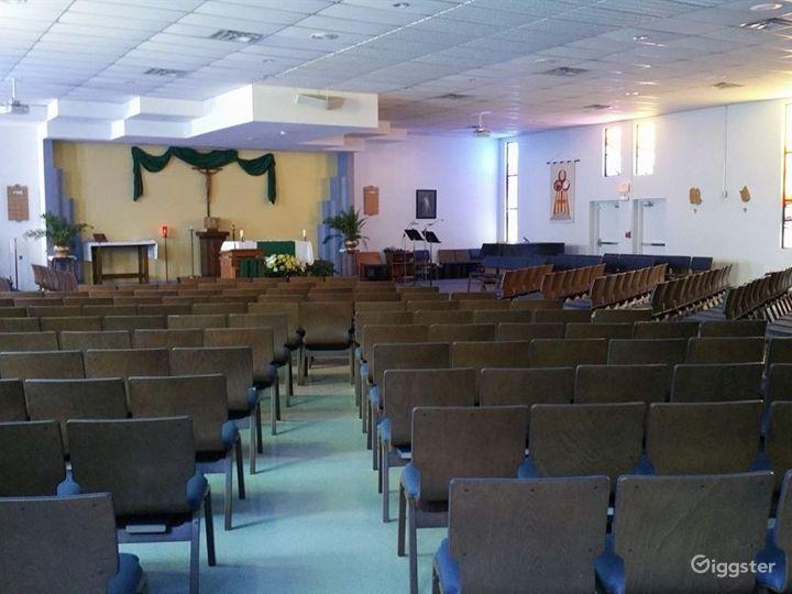 Mid Century Chapel