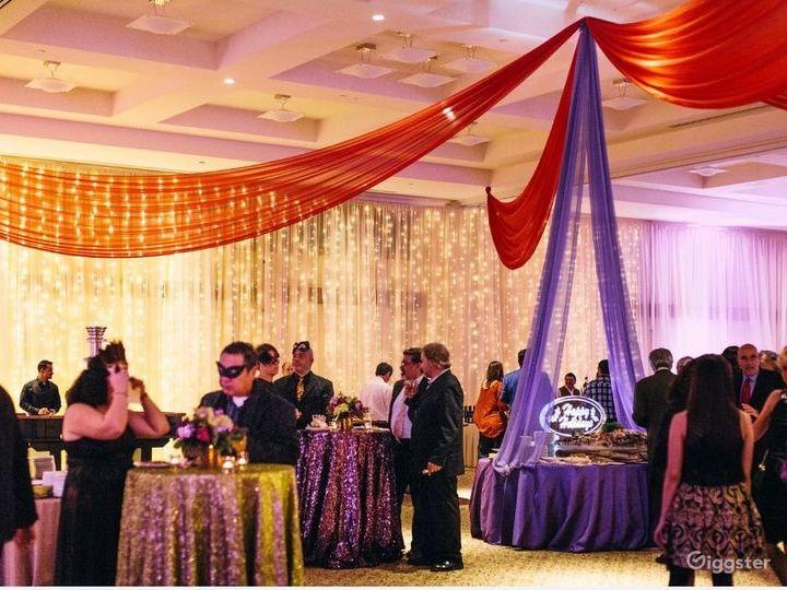 Spacious Ballroom in San Rafael Photo 5