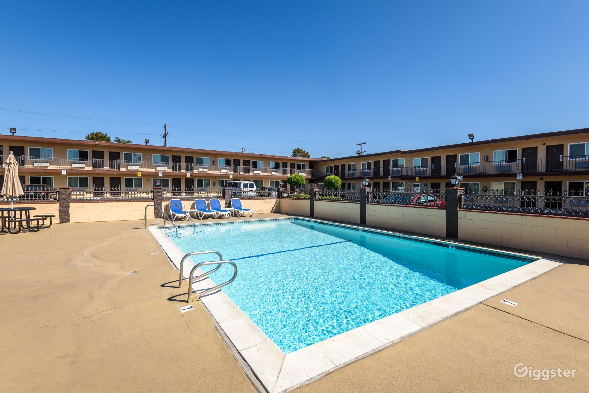 Furnished Motel in Gardena Los Angeles Rental