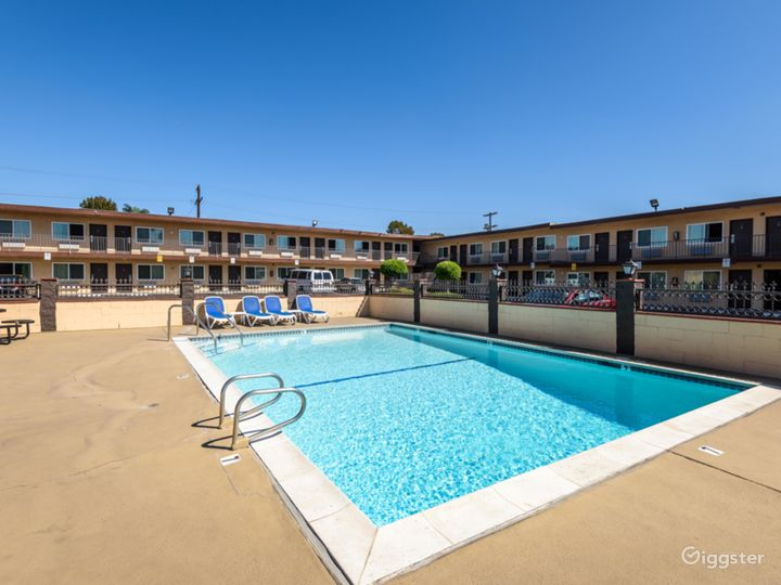Hotel - Motel in Los Angeles