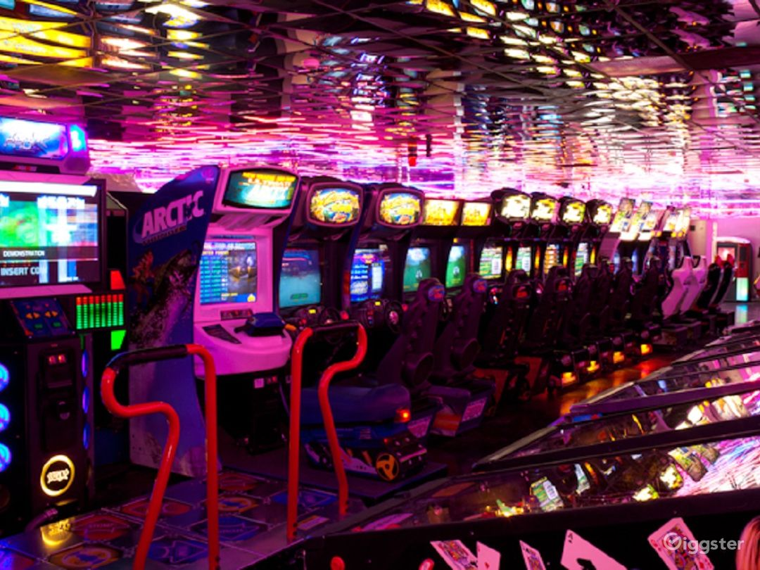 Arcade | Rent this location on Giggster