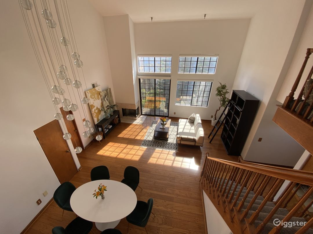 Loft with 20 ft Ceilings and Private Rooftop  Photo 1