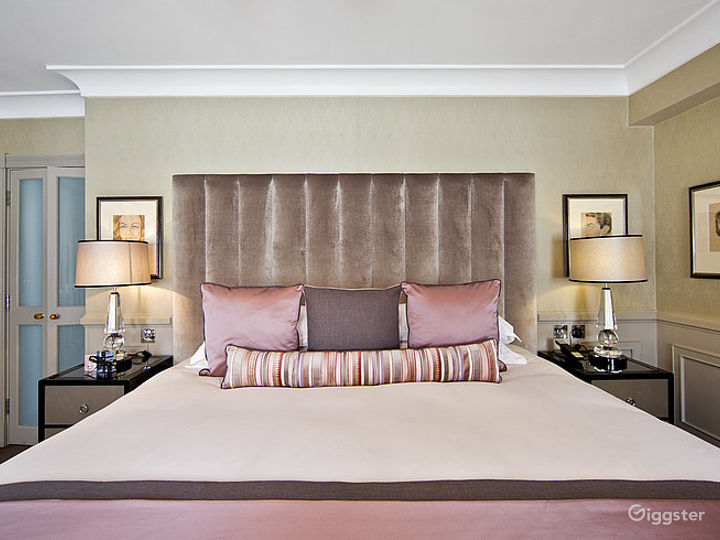 St. Jame's Suite with Spacious Bathroom in London Photo 4