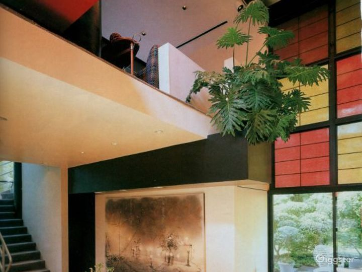 Modern/contemporary colorful home: Location 2856 Photo 5
