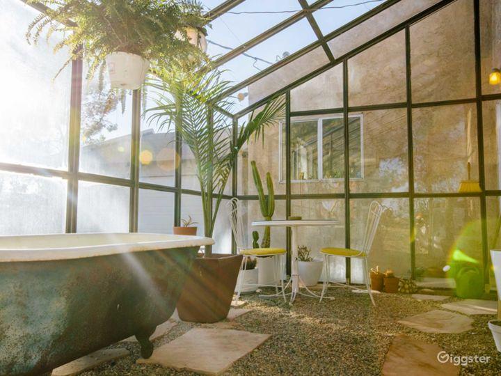 House of Kindness Retro Desert Mid Century Home Photo 4