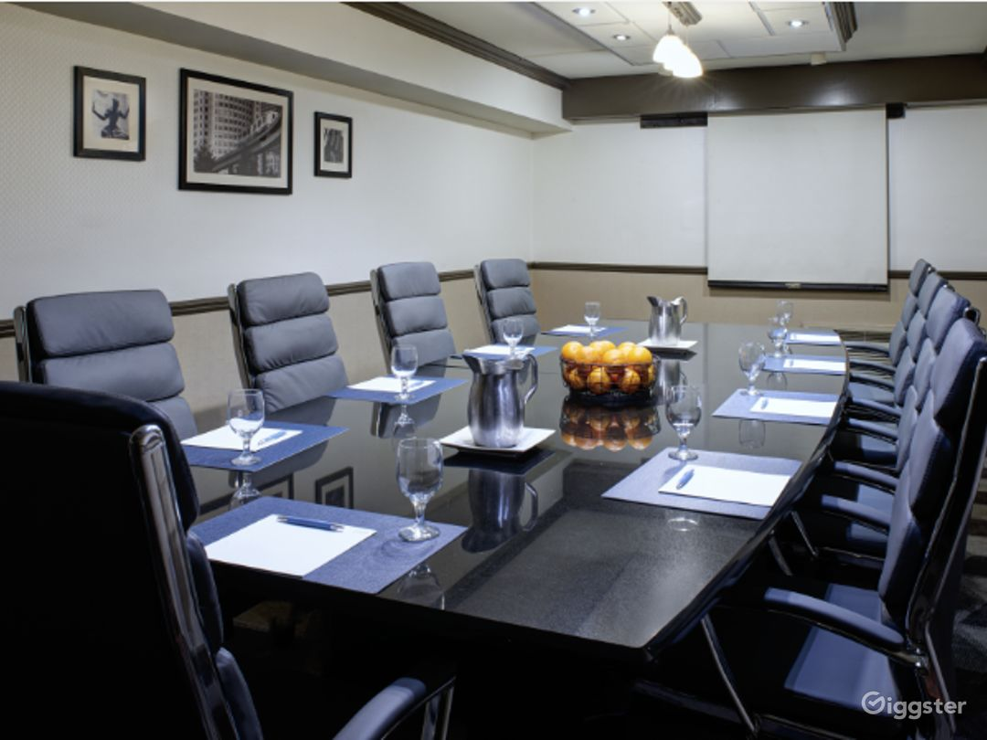 Whitney Boardroom Loaded with Amenities in Trendy Hotel  Photo 1