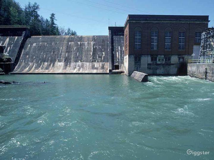Nacoochee Dam Photo 4