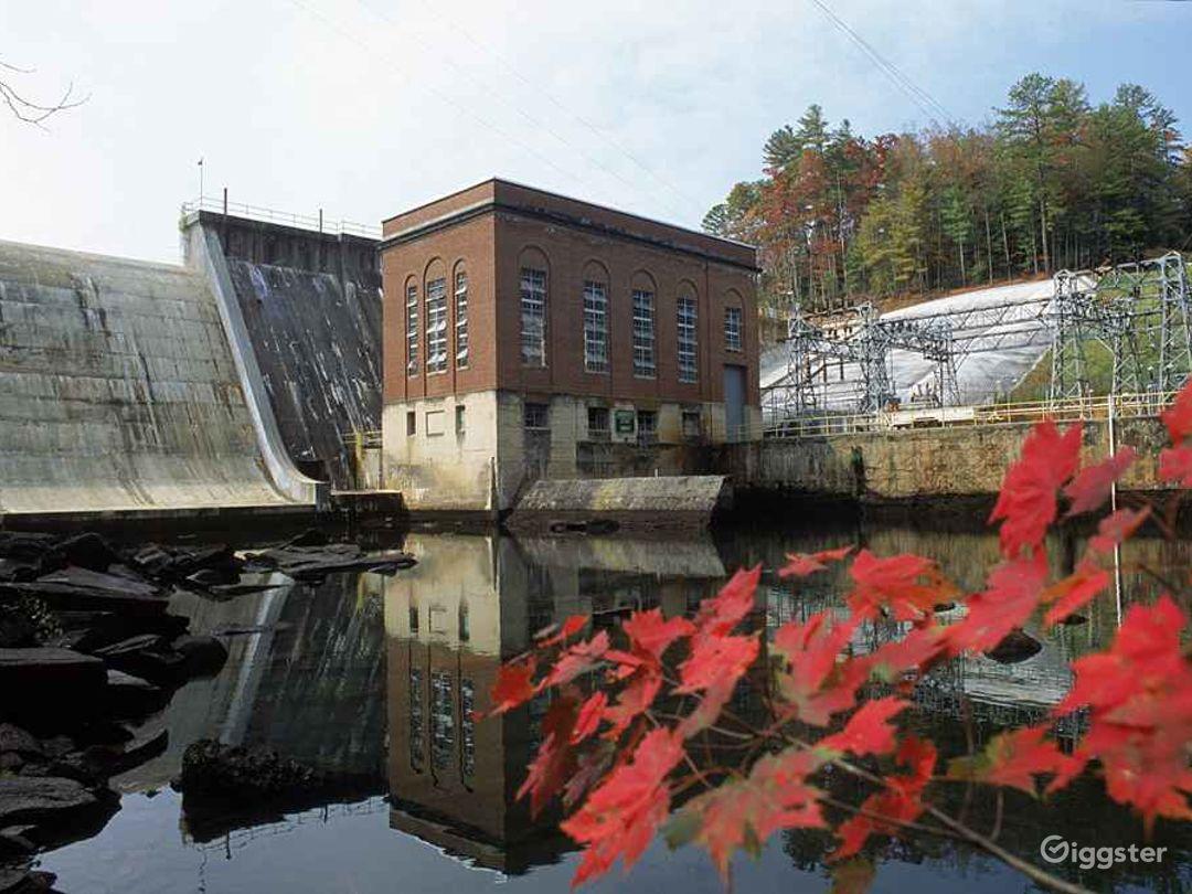 Nacoochee Dam Photo 1
