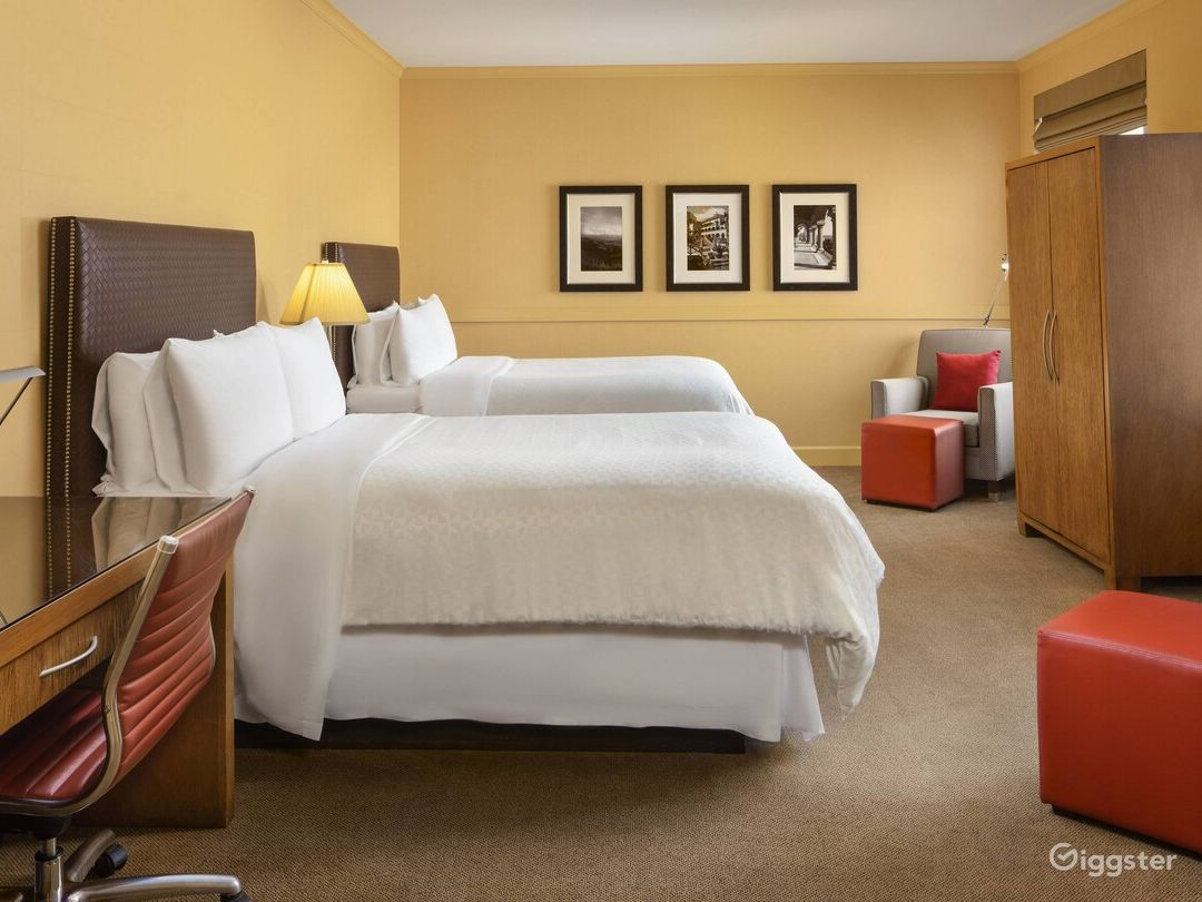 Double Double Guest Room Photo 1