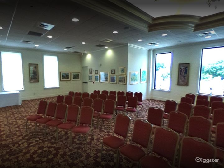 2nd Floor Event Space Located in a Museum  Photo 4