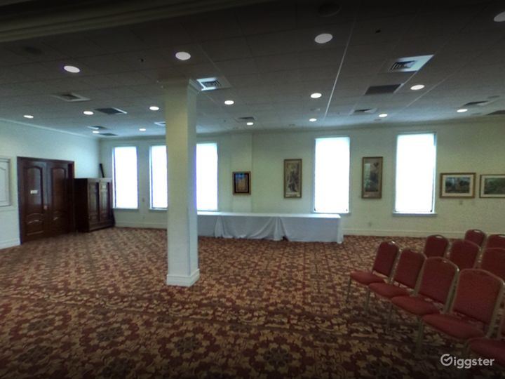 2nd Floor Event Space Located in a Museum  Photo 3