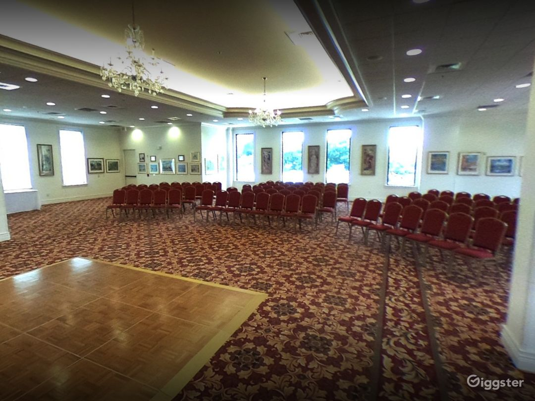 2nd Floor Event Space Located in a Museum  Photo 1