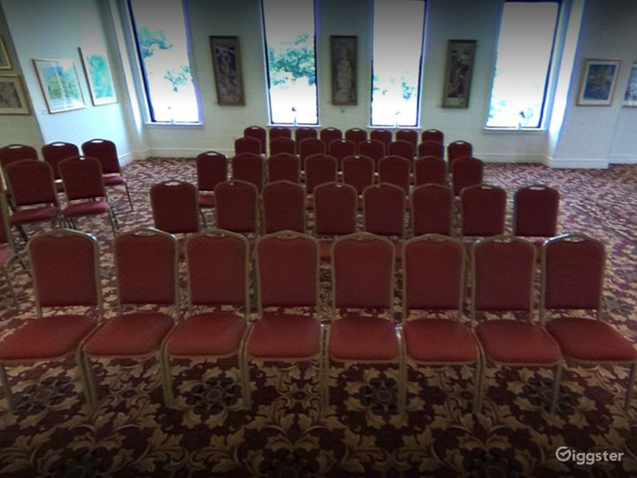 2nd Floor Event Space Located in a Museum  Photo 2