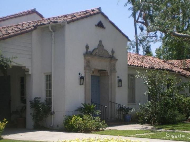 Spanish Colonial Revival Building Photo 4
