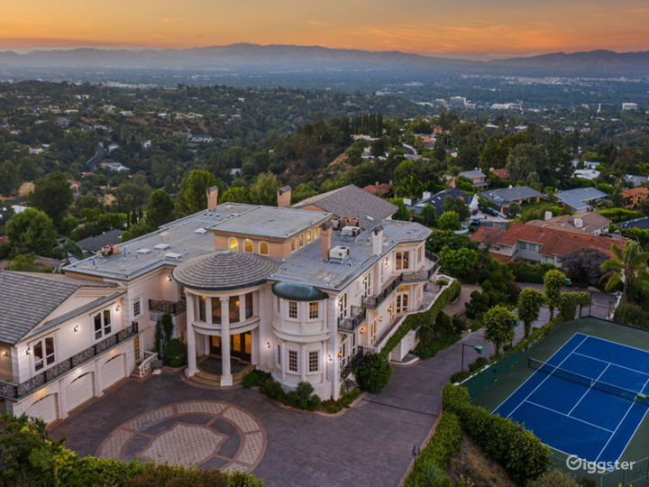 Luxury View Estate - Encino, CA Photo 3