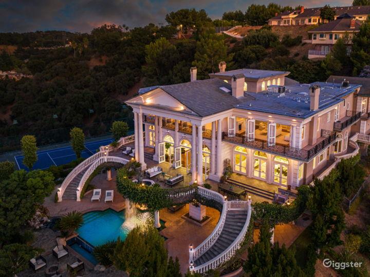 Luxury View Estate - Encino, CA