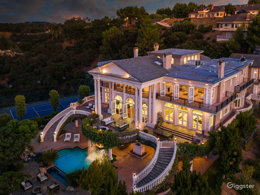 Luxury View Estate - Encino, CA Photo 1