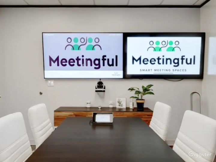 Smart Meeting Space 2 In Austin Photo 4