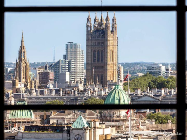 Penthouse with breath-taking panoramic views of London's skyline in Leicester Square, London Photo 4