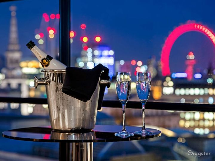 Penthouse with breath-taking panoramic views of London's skyline in Leicester Square, London Photo 5