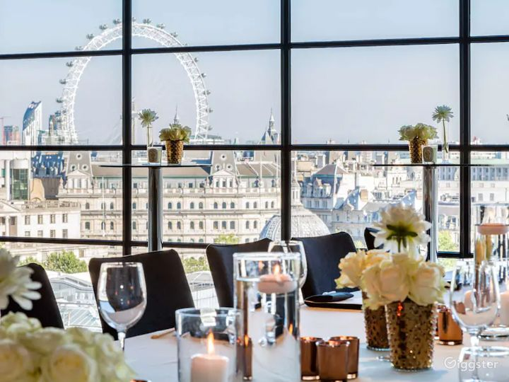Penthouse with breath-taking panoramic views of London's skyline in Leicester Square, London Photo 2