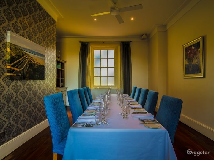 Grand Indoor Dining Rooms and Celebration Venue Photo 2