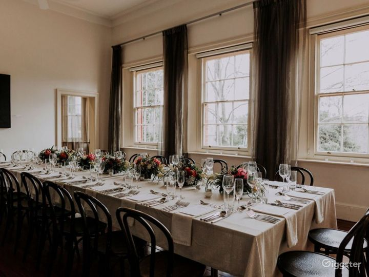 Grand Indoor Dining Rooms and Celebration Venue Photo 3