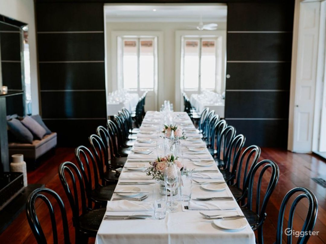 Grand Indoor Dining Rooms and Celebration Venue Photo 1