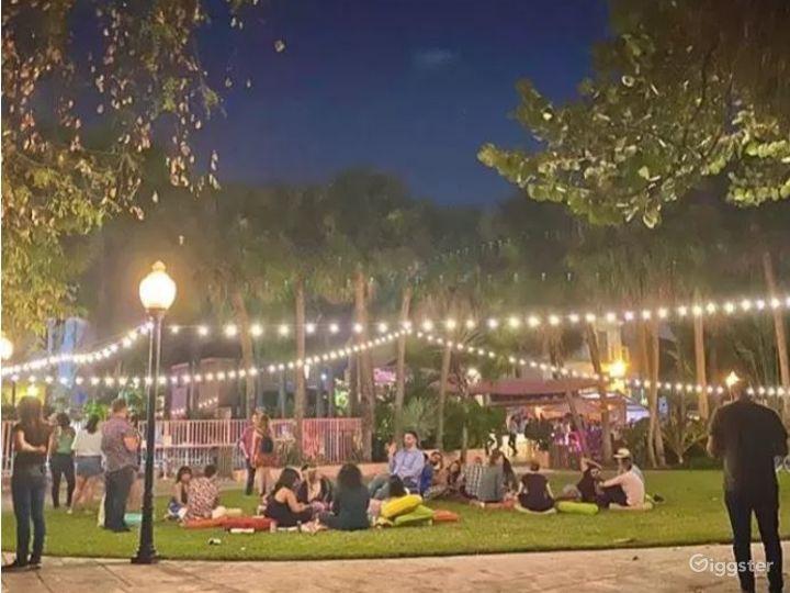 The Lawn: Dreamy Outdoor Lawn Venue in Miami Photo 4