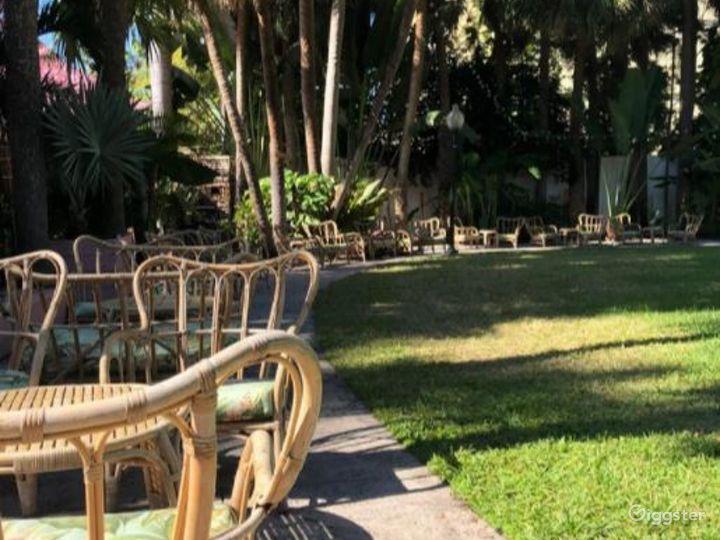 The Lawn: Dreamy Outdoor Lawn Venue in Miami Photo 2