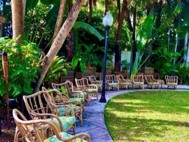 The Lawn: Dreamy Outdoor Lawn Venue in Miami Photo 3