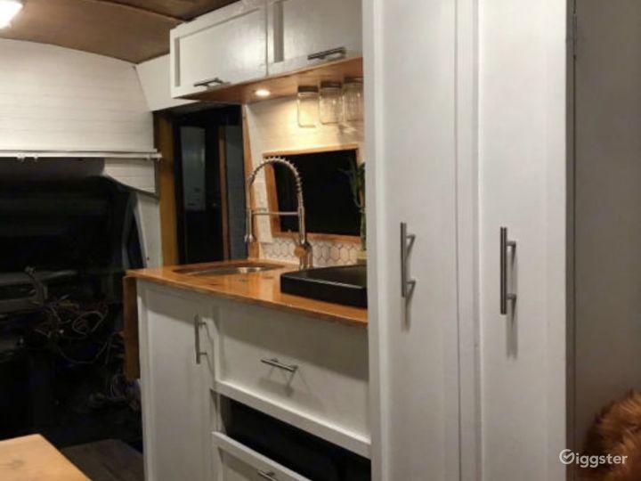 Tiny Home on Wheels Luxury Skoolie Bus converted c Photo 4