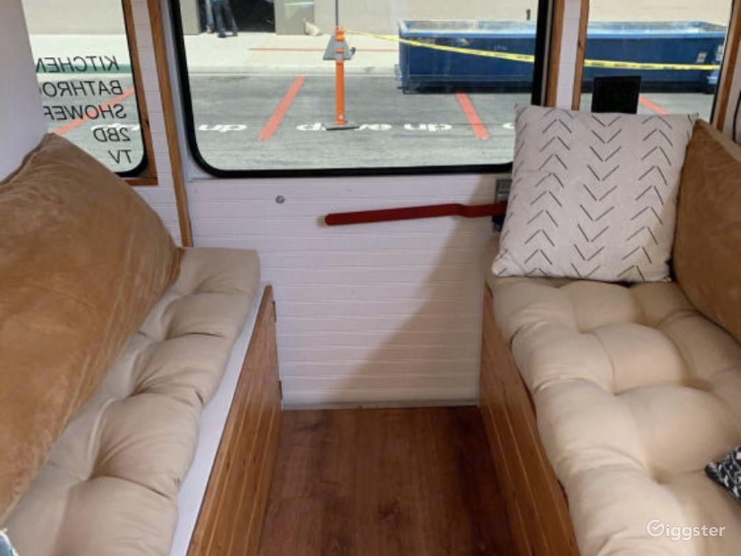 Tiny Home on Wheels Luxury Skoolie Bus converted c Photo 1