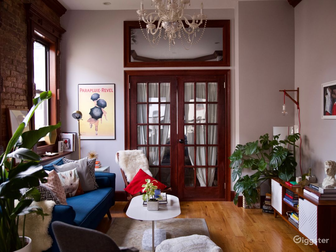 Historic Brooklyn Brownstone Modern/Romantic Vibe Photo 1