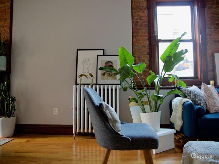 Historic Brooklyn Brownstone Modern/Romantic Vibe Photo 5