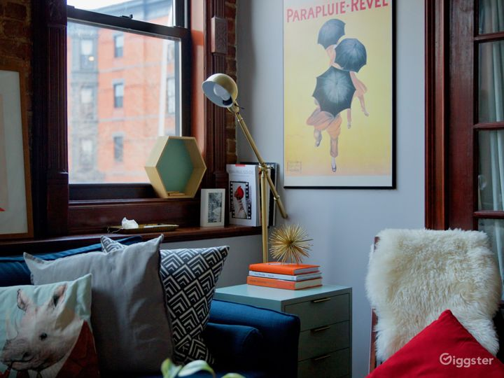 Historic Brooklyn Brownstone Modern/Romantic Vibe Photo 3