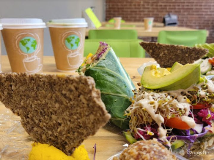 The Best Sought-After Raw Vegan Restaurant in CA  Photo 5