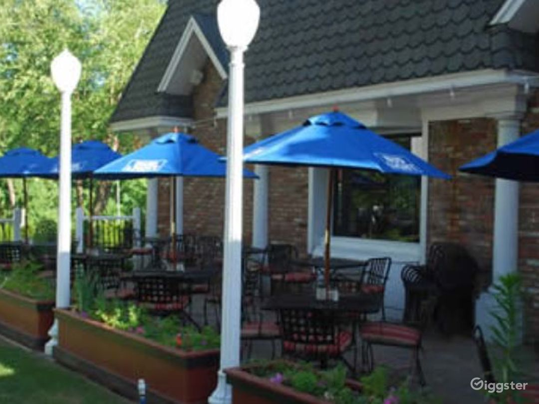 Open Air and Outside Dining Patio  Photo 1